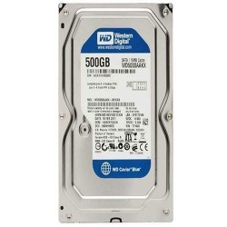 DISCO DURO WESTERN DIGITAL 500GB BLUE 3.5""