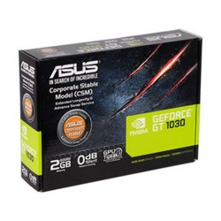 TARJETA DE VIDEO ASUS GT 1030 2GB DDR5 LOW PROFILE