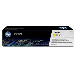 TONER HP CE312A YELLOW 126A