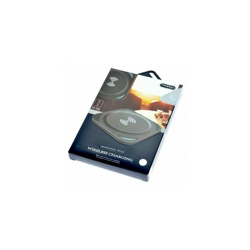 CARGADOR WIRELESS CHARGER TR-W8 TREQA