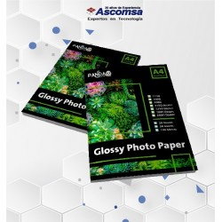 PAPEL FOTO GLOSSY A4 200G * 20 HOJAS