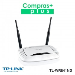 ROUTER T-PLINK TL-WR841ND 2 ANTENA
