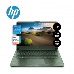 LAPTOP HP PAVILION 14 I5-1135G7 UP TO 4.2GHZ 8GB 256GBSSD W10HOME